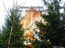 Cabana Marisel, Mărişel