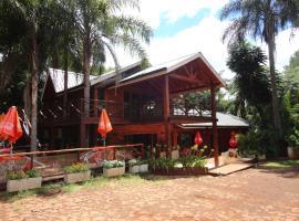 Paraiso Lodge, Jardín América