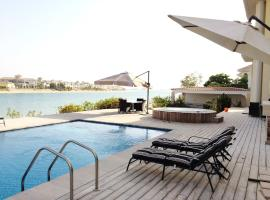 Palm Jumeirah Luxury Villa - Family Stay