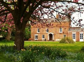 Little Mollington Hall, تشيستر