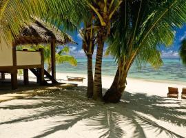 Etu Moana Boutique Beach Villas, Arutanga