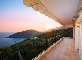 Ionian View Apartments, פארגה