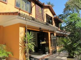 Princesa Isabel Pousada e Hotel – Dom Pedro, Petrópolis