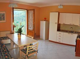 Casa Berti, Pescia