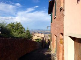 Casa Rosa, Montalcino
