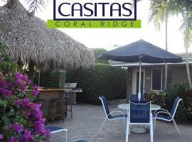 Casitas Coral Ridge (Formally Estoril Paradise Inn)