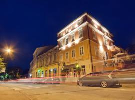 Hotel Scaletta, Pula