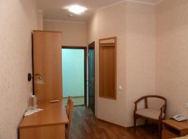 Almaz Hotel, Krasnoye-na-Volge