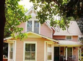 Rose Cottage Bed & Breakfast, Baxter Springs