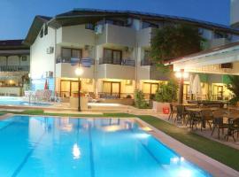 Bonjour Hotel, Icmeler
