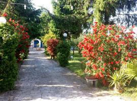 Villa Glori, Varcaturo
