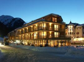 , Sankt Anton am Arlberg