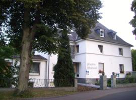 Hotel Pension Wiesenau, Bad Salzhausen