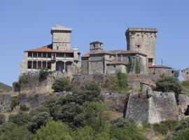 Parador Castillo de Monterrei, Monterrei