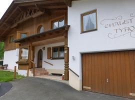 Chalet Tyrol Apartments, Ehrwald