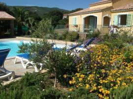 Gîtes Santa Maria Cap Corse, Macinaggio