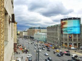 Apartments Kremlin Tverskaya 6