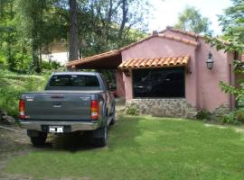 Cabaña Paca Huasi, Villa Rumipal