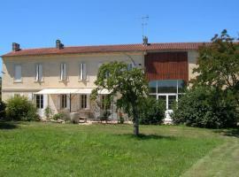 Chambres d'Hôtes Au Domaine du Chai, Génissac