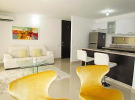 Apartamento Comfort - BAQ24A, Barranquilla