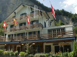 Hotel Jungfrau, Lauterbrunnen