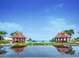 Amatara Wellness Resort, Praia de Panwa