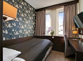 Brunnby Hotel, Årsta