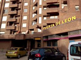 Apartamentos Turisticos Puerta de León, León