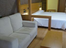 Hotel Nordés, Burela de Cabo