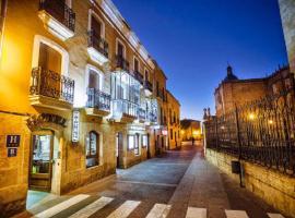 Hotel Arcos, Ciudad-Rodrigo