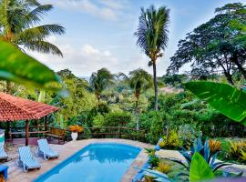 Hotel Pousada Jardim das Bromelias, Arraial d'Ajuda