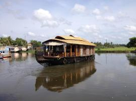 Butterfly Cruise HouseBoats, Alleppey
