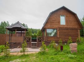 Cottage Edu v gosti, Chekhov