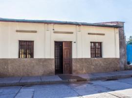 Hostal del Rio, Los Andes