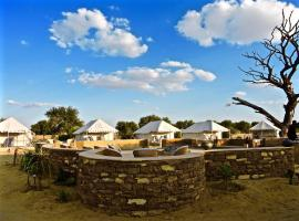Damodra Desert Camp, Dedha