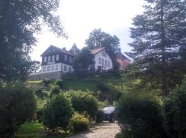 Penzion U Kostela, Srbská Kamenice