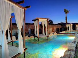 Sahra Su Holiday Village & Spa, Ολουντενίζ