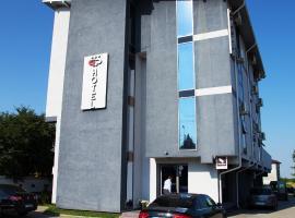 GP Hotel, Ploieşti