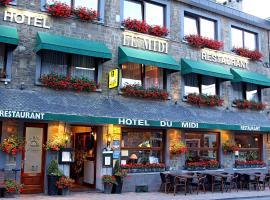 Hotel Du Midi, La-Roche-en-Ardenne