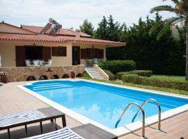 George's Villa, Anávissos