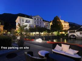 Seehof Hotel Du Lac, Weggis