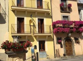 Albergo Diffuso Villa Retrosi, Amatrice