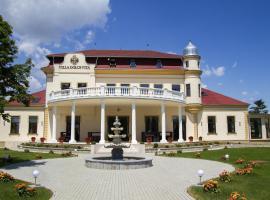 Villa Dolce Vita, Táplánszentkereszt