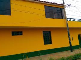 Casa Hospedaje Roxy, Huanchaco
