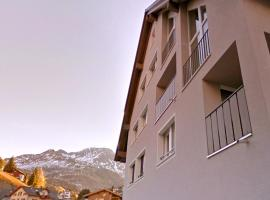 Sodertorpet Swiss Alps