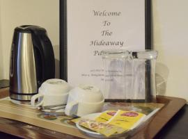 Hideaway Guest House And Bar, Pattaya Central