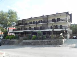 Hotel Archontiko, Siátista