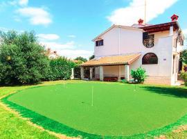 Captain's Golf House, Ližnjan