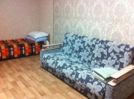 Apartment U Megy, Novosibirsk