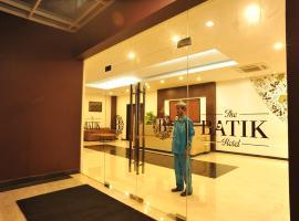The Batik, Ternate
